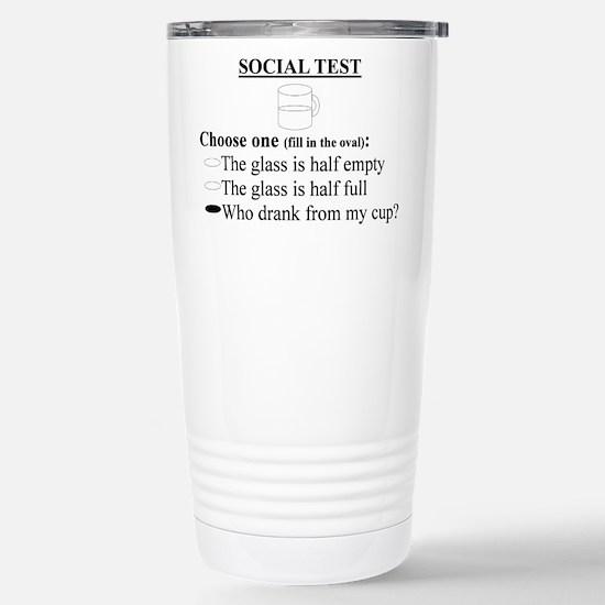 Mug - paranoid glass Mugs