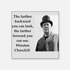 Wisnton Churchill quote on gifts and t-shirts. Sti