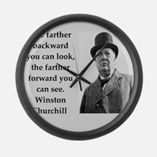 Wisnton Churchill quote on gifts and t-shirts. Lar