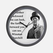 Wisnton Churchill quote on gifts and t-shirts. Wal