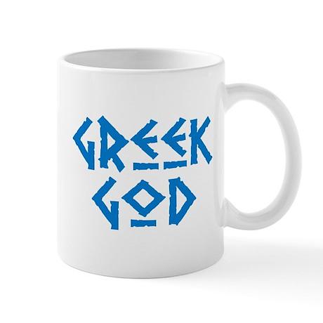 Greek God Mug