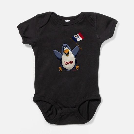 Iowa Penguin Infant Bodysuit Body Suit