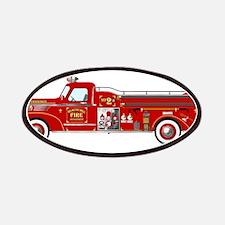 Fire Truck - Vintage fire truck. Patch