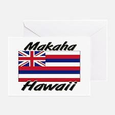 Makaha Hawaii Greeting Cards (Pk of 10)
