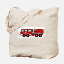 Fire Truck - Concept wild land fire truck Tote Bag