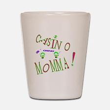 CASINO MOM2.png Shot Glass