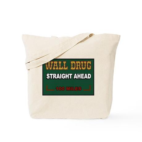 Infamous Wall Drug Tote Bag