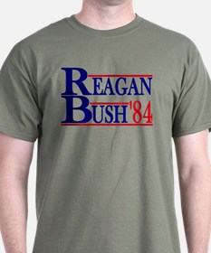Unique Reagan bush 84 T-Shirt