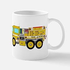 Fire Truck - Concept wild land yellow fire tr Mugs
