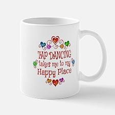 Tap Dancing Happy Place Mug