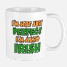 Not Just Perfect Irish Mugs
