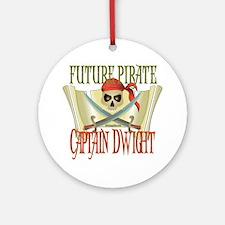 Future Pirates Ornament (Round)