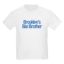 Brooklyn's Big Brother T-Shirt
