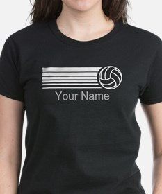 Volleyball Personalized Tee
