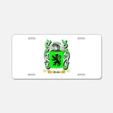 Prado Aluminum License Plate