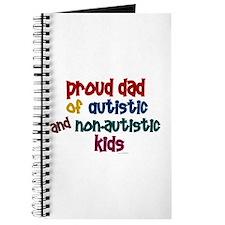 Proud Dad (Autistic & NonAutistic) Journal