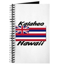Kalaheo Hawaii Journal