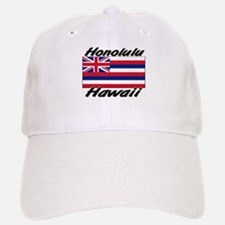Honolulu Hawaii Baseball Baseball Cap