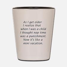 Nap Shot Glass