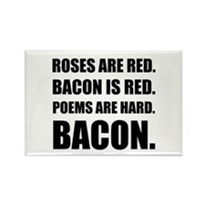 Bacon Poem 2 Magnets
