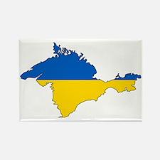 Cute Ukranian Rectangle Magnet