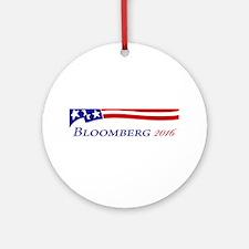 Bloomberg Round Ornament
