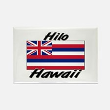 Cute Hawaii cities Rectangle Magnet