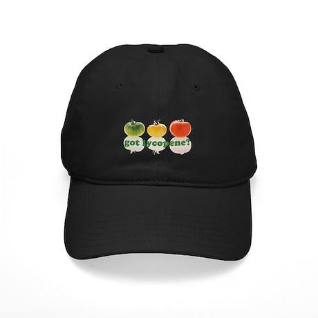 got lycopene? Black Cap