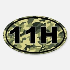 11H TOW Infantry Decal