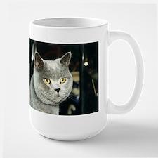 british shorthair blue 2 Mugs