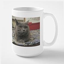 british shorthair gray Mugs