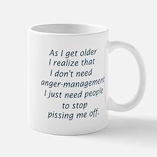 Anger Management Mugs