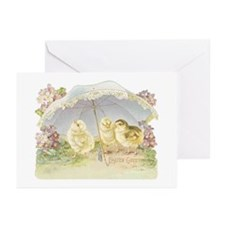 Easter Chicks Greeting Cards (Pk of 10)