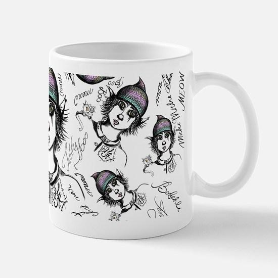 Teddy Boo and Ash II Mugs