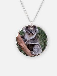 Helaine's Koala 5 Necklace