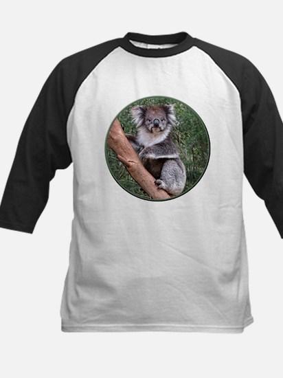 Helaine's Koala 5 Kids Baseball Jersey