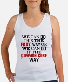 Unique Humorous teacher Women's Tank Top