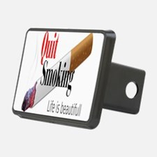 Quit Smoking Hitch Cover