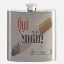 Quit Smoking Flask