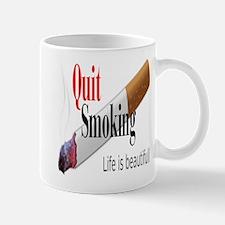 Quit Smoking Mugs