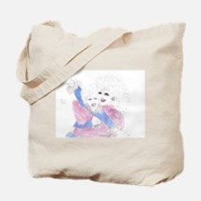 Etiole and Phozeen by Wendy C. Allen Tote Bag