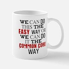 Common Core Humor Mugs