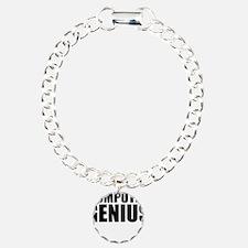 Computer Genius Bracelet