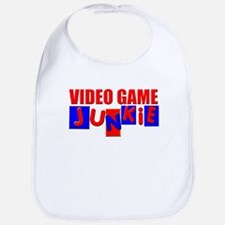 Funny video game Bib
