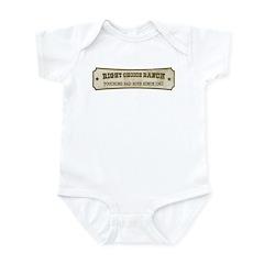 Right Choice Ranch Infant Bodysuit