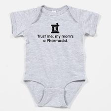 Cute Pharmacist Baby Bodysuit