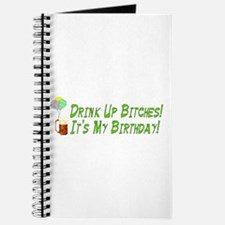 Drink Up Bitches Journal
