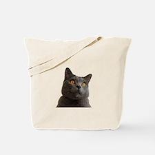chartreux Tote Bag