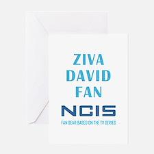 ZIVA DAVID Greeting Cards