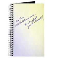 Cool Red head Journal